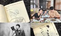 Đáng yêu như Trang Lou - Tùng Sơn: Quyển sổ tay cũng chứa đựng cả bầu trời thanh xuân