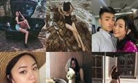 Cháu gái thầy Văn Như Cương: Người du học, người ở trong nước nhưng đều giỏi giang, xinh đẹp