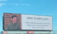 Tình yêu thời 4.0: Những tấm bảng quảng cáo sẽ thay cho ứng dụng hẹn hò trên mạng?