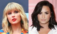 """Hết """"cà khịa"""" lại đến làm hoà công khai, Demi Lovato khiến fan Taylor Swift """"đau đầu"""""""