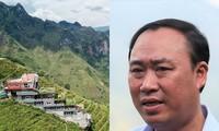 """Chủ tịch Mèo Vạc """"không ngờ"""" chủ nhà nghỉ Panorama xây tới 7 tầng"""