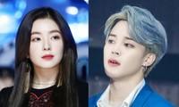 Cực sốc, fan K-Pop đang nghi ngờ Jimin (BTS) và Irene (Red Velvet) có gì đó