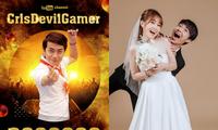 Cris Phan đạt 8 triệu sub trên YouTube, trở thành kênh game có lượng người theo dõi lớn nhất Việt Nam