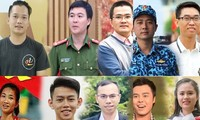 Công bố 10 Gương mặt trẻ Việt Nam tiêu biểu năm 2019