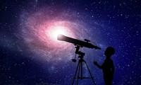 Ngôi sao hình giọt nước mắt xuất hiện trên bầu trời khi thế giới đang chống virus corona