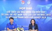 Diễn đàn Trí thức trẻ Việt Nam tòan cầu lần thứ nhất