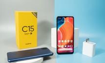 """Realme  C15 sẽ """"lên kệ"""" vào ngày 14/11"""