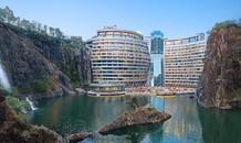 Khách sạn 5 sao dưới lòng đất, chi phí xây dựng lên tới 500 triệu USD