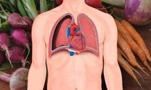 6 thực phẩm giúp phổi khỏe mạnh