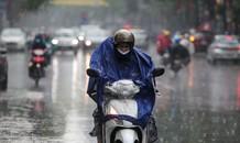 Nhiều vùng trên cả nước đón mưa lớn