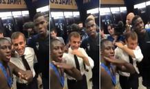 Tuyển thủ Pháp dạy Tổng thống Macron điệu nhảy ăn mừng