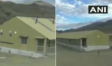 Ấn Độ xây dựng các trại lính thông minh ở biên giới tranh chấp với Trung Quốc