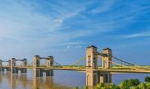 5 cây cầu vượt sông Hồng sắp xây dựng