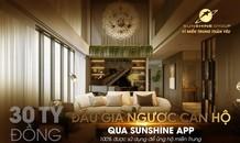 Đấu giá từ thiện qua Sunshine App-Sunshine Group ủng hộ 30 tỷ cho miền Trung