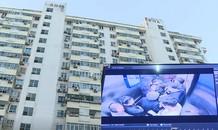 Hà Nội: Thang máy chung cư rơi làm nhiều người bị thương