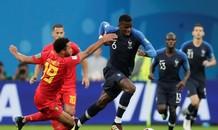[Highlight video] Pháp 1-0 Bỉ: Pháp lần thứ 3 vào chung kết World cup
