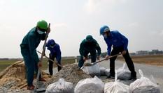 Thanh niên Tây Ninh thắp sáng 23 km đường tuần tra biên giới