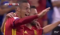 Vòng loại World Cup 2018: Tây Ban Nha 3-0 Albania