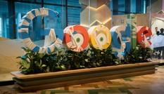 Mục sở thị văn phòng làm việc trong mơ của Google, Facebook
