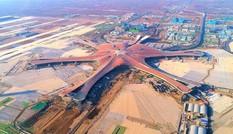 Đường tàu điện ngầm nối Bắc Kinh với sân bay lớn nhất thế giới