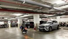 Nửa tỷ đồng cho một chỗ đậu xe chung cư tại TP.HCM