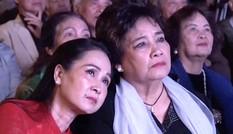 Nghệ sĩ khóc ở lễ kỷ niệm hãng Phim truyện Việt Nam