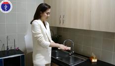 Hướng dẫn 6 bước rửa tay để phòng virus corona