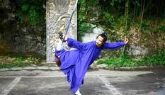 Lên núi Võ Đang, mục kích kiếm pháp cổ xưa Trung Quốc