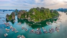 Vẻ đẹp vịnh Hạ Long - kỳ quan Việt Nam nổi tiếng thế giới