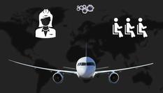 Những vị trí trên máy bay có nguy cơ lây nhiễm nCoV