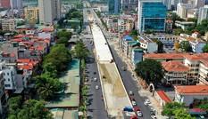 Ba công trình giao thông trọng điểm của Hà Nội sắp hoàn thành