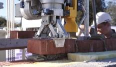 Robot thợ hồ xây nhà trong 3 tuần