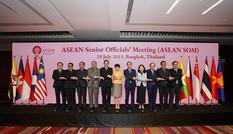 Asean đang bàn về biển Đông