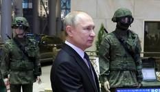 Ông Putin tuyên bố Nga dẫn đầu thế giới về vũ khí siêu thanh