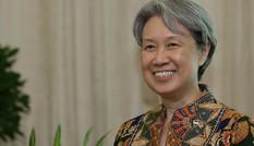 Phu nhân thủ tướng Singapore khuấy động mạng xã hội châu Á