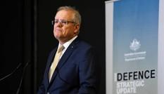 Căng thẳng với Trung Quốc, Úc tăng ngân sách quốc phòng và 'xoay trục' về gần nhà