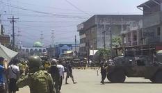 Đánh bom liên tiếp Philippines, gần 50 người thương vong