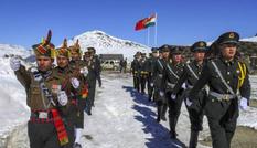 Ấn Độ tố Trung Quốc di chuyển quân trên biên giới nhằm thay đổi nguyên trạng