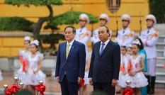 Việt Nam – Nhật Bản ký 12 văn kiện hợp tác