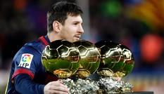Man City dùng 'đạn bọc tiền' để tấn công cha Messi