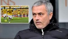 Mourinho 'đặt cửa' Brazil vô địch World Cup