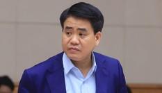 Xét xử kín vụ ông Nguyễn Đức Chung chiếm đoạt tài liệu mật