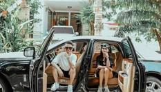 """Đại gia Minh Nhựa """"rap"""" về Wowy trên xe siêu sang 50 tỷ khiến cư dân mạng xôn xao"""