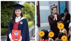 Á hậu Phương Nga tốt nghiệp đại học