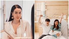 """Lưu Hương Giang khoe ảnh """"hậu dao kéo""""; Đông Nhi """"pose hình"""" ngay sau sinh bé Winnie"""