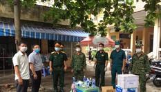 Sinh viên trường ĐH Sư phạm Kỹ thuật Đà Nẵng nhường ký túc xá làm khu cách ly