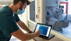 Hệ thống điều khiển máy thở từ xa điều trị bệnh nhân COVID-19 của ĐH Johns Hopkins