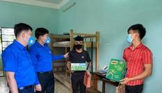 Sinh viên Đà Nẵng tiếp sức thí sinh THPT giữa mùa dịch COVID-19