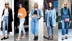 Quần jeans ai cũng có, nhưng chọn sao để tôn dáng thì không phải ai cũng biết!