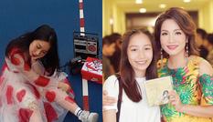 Diva Mỹ Linh chia sẻ xúc động khi con gái Mỹ Anh ra MV đầu tiên